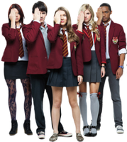 House Of Anubis PNG by ramirami99