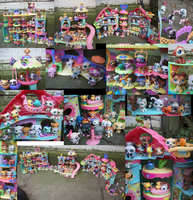 Littlest Pet Shop Collection08 by FuzziPhotography