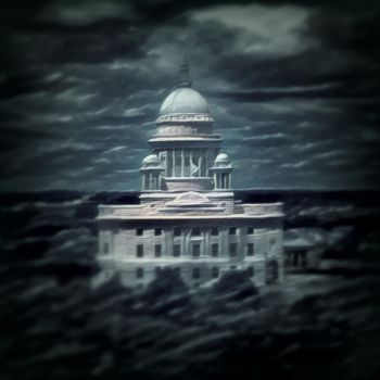 The Ship of State by endomentalArtistry