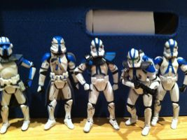 501st clones by Wawy222