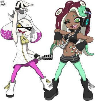 Off the Hook by VGAfanatic