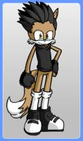 Nills made in Furry Dollmaker by Inspectornills