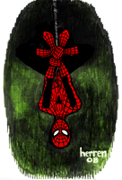 Spider-man - Ditko tribute by herrenmedia