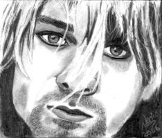 Kurt Cobain by argentinian-queen