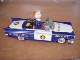 Toy Highway Patrol 1 by rick--hunter