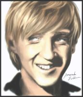Tom Felton by soulxconspiracy