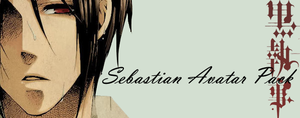 Sebastian Icon Pack by VictoriaChen