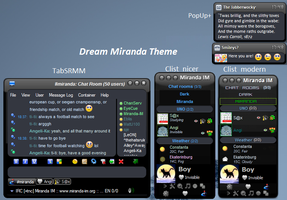 Dream Theme Pack by Angeli-Ka