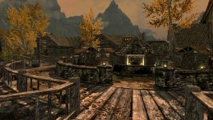 Beautiful Riften by SteffiSyndrom