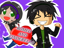 Romeo And Cinderella Matt Vercion o3o by Mattfv