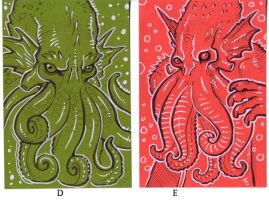 and more cthulu by missmonster