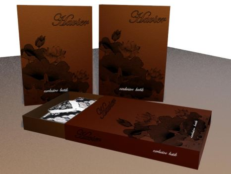 box packaging by theJava-Coffe
