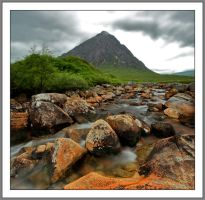 Buachaille Etive Mor by DL-Photography