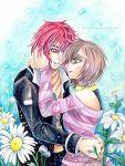 Kisa and Enma by chicharia