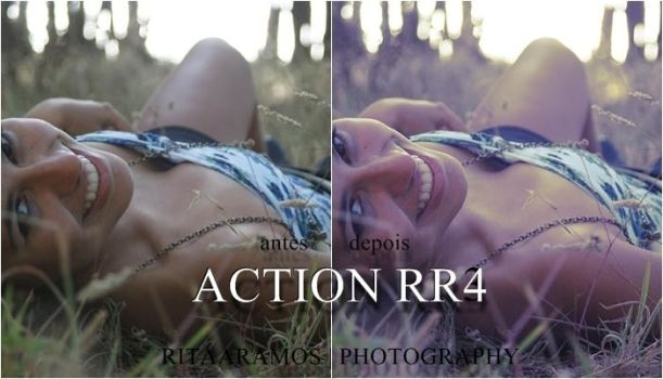 Photoshop actions RR4 by ritaaramos