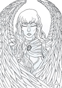 Griffith, the White Hawk - Berserk by RorikSavant