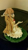 Fairy Asuna Clay Figurine by NyxDreamcaster