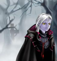 Lotor_grave by SiberianCat