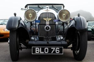 Lagonda Rapier by FurLined
