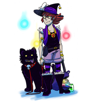 Witchsona by Contramonster