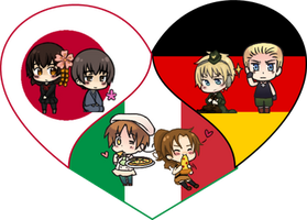 RoBerTo Shimeji Heart by LadyAxis