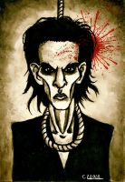 NICK CAVE by chricko