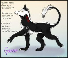 OC: Garem ref by people-from-Russia