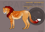 SS Lady Scarlett Queen of the Sun by OSIDUS