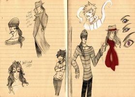human offender doodles by venomeslove202