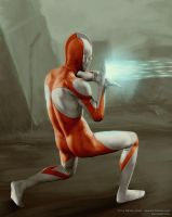 Ultraman by randis