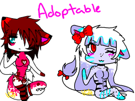 Adoptable .:: OPEN ::. by Mako-chii