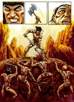 conan sequentials page 07 colored by bek76