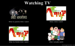 What I watch by Spirit-ual