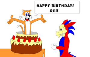 birthday pic for Rei by Helios-Inferno