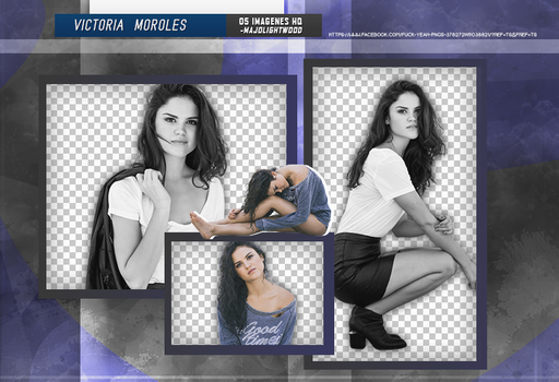 Pack Png: Victoria Moroles #301 by MockingjayResources