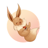 Eevee by SeviYummy