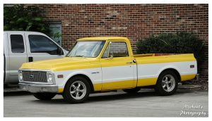 A Classic Chevy C-10 by TheMan268