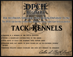 DPCH - Breeding License - TACK Kennels by North-Front