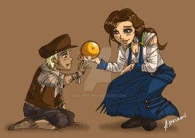 Will the Circle be Unbroken by ADL-art