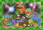 TMNT: Secret Santa 2008 by NamiAngel