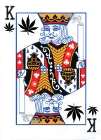 Another King of Cannabis by ElenoiR