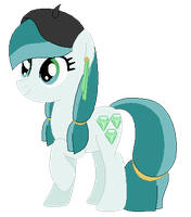 Radiant Emerald by xx-Chanour