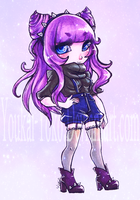 Fashion-Chibi by Youkai-Yoko