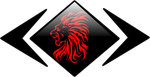 Lion Symbol by TheRedCrown