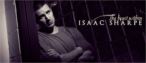 Isaac Banner by thewordslinger