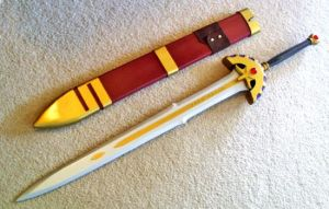 Roto Sword from Dragon Quest by aBlindSquirrel