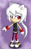 Art Trade: Susan The Porcupine Chibi by Flame-of-Icarus