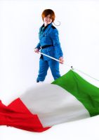 Italy Cosplay by R-Spanner
