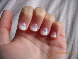 Frenchy Nails by Chesters-iffy-artxD