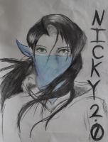 Nicky 2.0 by RougeCerberus